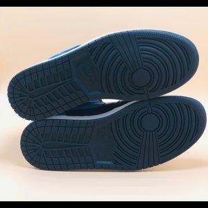 """Jordan Shoes - Air Jordan 1 Retro """"Royal Paint Splatter"""""""